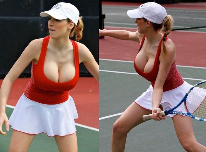 Секси теннистки